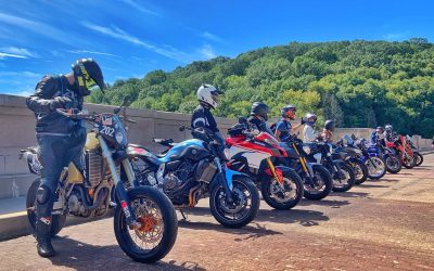 3 Best Motorcycle Roads Near Baltimore, Maryland