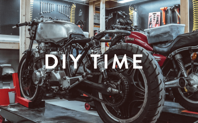 DIY Community Motorcycle Garages 2020
